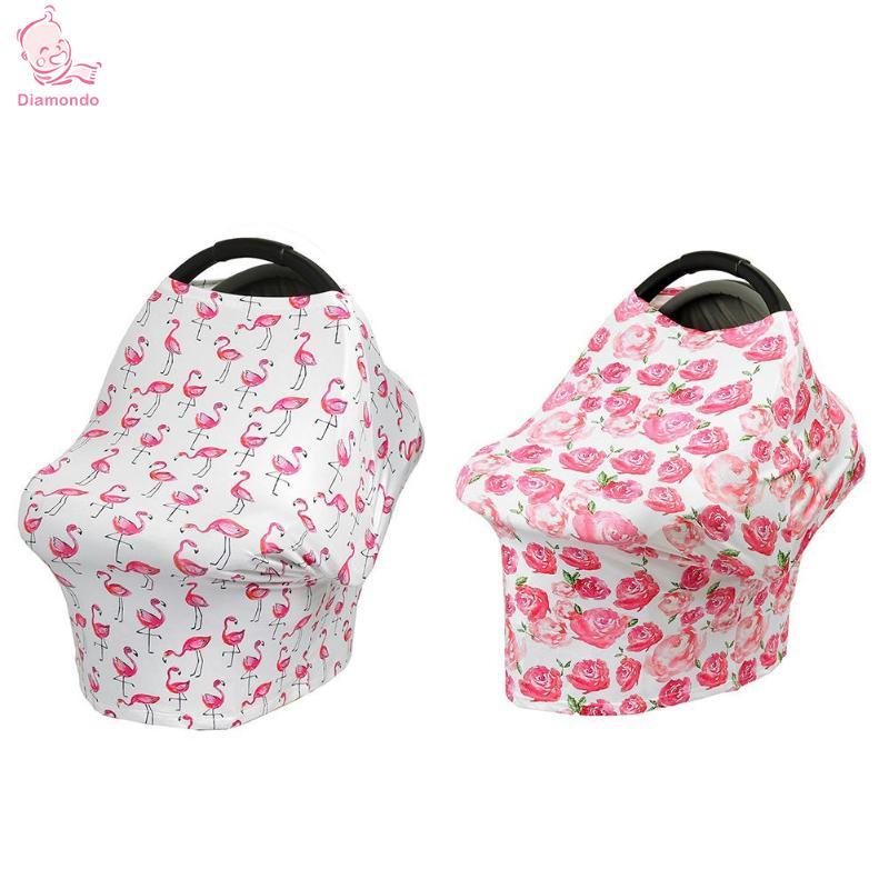 Breastfeeding Cover Baby Infant Breathable Cotton Cloth Muslin Nursing Cover Breast Feeding Apron Breastfeeding Scarf For Baby