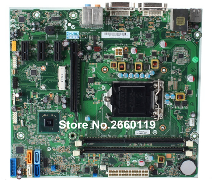 где купить For 696233-001 670960-001 698346-501 system motherboard, fully tested дешево