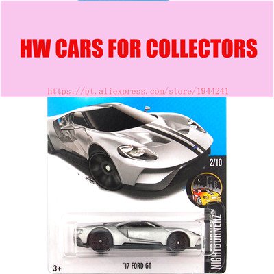 Hot Wheels  Ford Gt Metalcast Cars Collection Kids Toys Vehicle For Children Juguetes In Hot Wheels From Toys Hobbies On