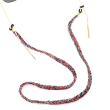 Handmade Twist Woven Glasses Rope Ethnic Style Eyeglasses Chain Sunglasses Strap Cord Neck Band