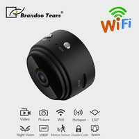 Mini Camera Wifi 1080p IP Outdoor Night Vision wifi Wireless Small Car Camcorder Motion Detection HD Sport Portable