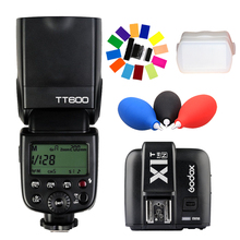 Godox TT600 2.4G HSS Camera Flash Speedlite + X1T-N Transmitter for Nikon DSLR