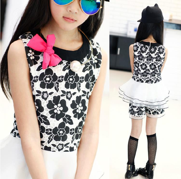 School Girl Blouse For Girls Top Quality Cotton Long Sleeve 4-13T Girls White Blouse Spring Autumn Teenager Girls Fashion Shirts
