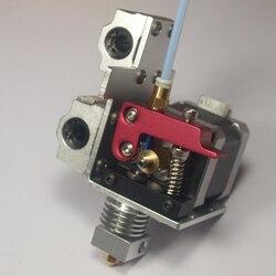 Reprap Prusa i3 przewóz + 1.75mm napęd bezpośredni wytłaczarki + hotend zestaw/zestaw dla majsterkowiczów 3D drukarki wszystkie ze stopu aluminium ze stopu aluminium (bez silnika)