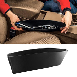 Car-Styling Car Seat Gap Pocket Holder Storage Pouch Phone Purse Coins Key Car Seat Organizer Car Accessories Stowing Tidying(China)