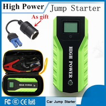 Emergency Auto Starting Device Booster 12V 600A Portable Car Jump Starter Power Bank Car Starter For