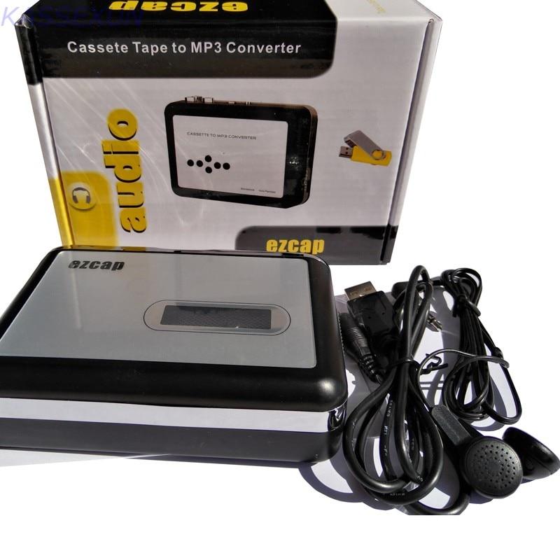 Ezcap Tragbare Cassette Player Mp3 Player Mit Kopfhörer-konvertieren Walkman Band Kassette Zu Mp3 Format-sparen Zu Usb Flash Disk Unterhaltungselektronik Tragbares Audio & Video