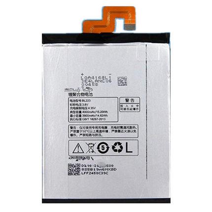 3900mAh BL223 Battery For Lenovo Vibe Z2 Pro K920 Bateria Accumulator