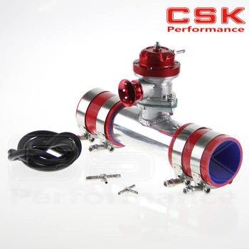 Rojo 30PSI TS BOV turbo + 2