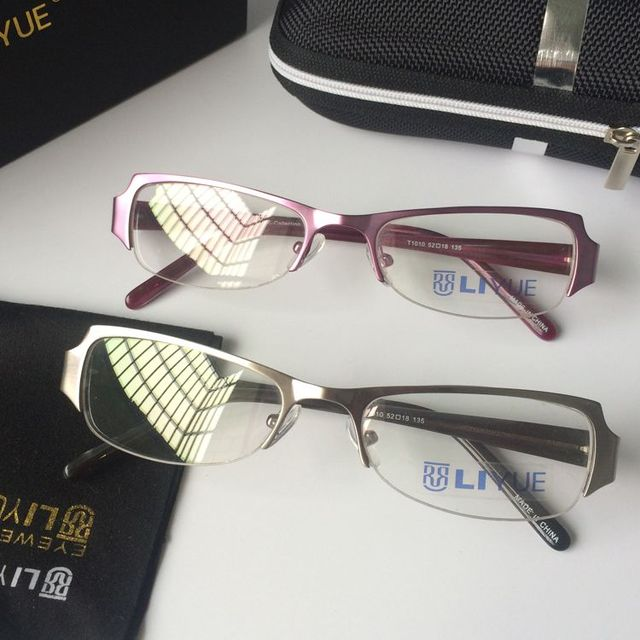 clear lens glasses Computer Goggle Anti Blue Laser Fatigue Radiation-resistant Reading Glasses Frame Eyeglasses T1010