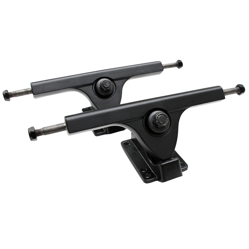 2PCS 7inch 7.25inch Pairs Bears Caliber Style Longboard Truck Skateboard Truck Electrical Skateboard Parts Aluminium alloy Skate