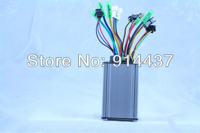 Customize Electric Bicycle Brush-less/Brushed Controller 48V