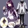Athemis Puella Magi Madoka Magica Cosplay Akemi Homura Magical Girls Winter Dress Uniform Elastic Pants Warm