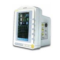 Пациента Мониторы cms6500 Мониторы параметры, как ЭКГ, resp, spo2, pr, nibp и температура