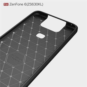 Image 3 - For Asus Zenfone 6 ZS630KL Case Armor Protective Soft TPU Silicone Phone Case For Asus Zenfone 6 Cover For Zenfone 6 ZS630KL