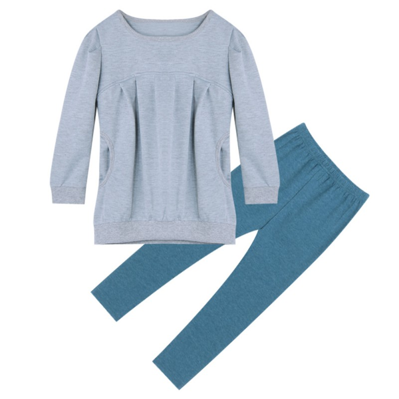 Spring Autumn Girl Clothe Toddler Newborn Baby Girls Cotton T-shirt Tops + Long Pants Outfits Set Children Clothes Set ...