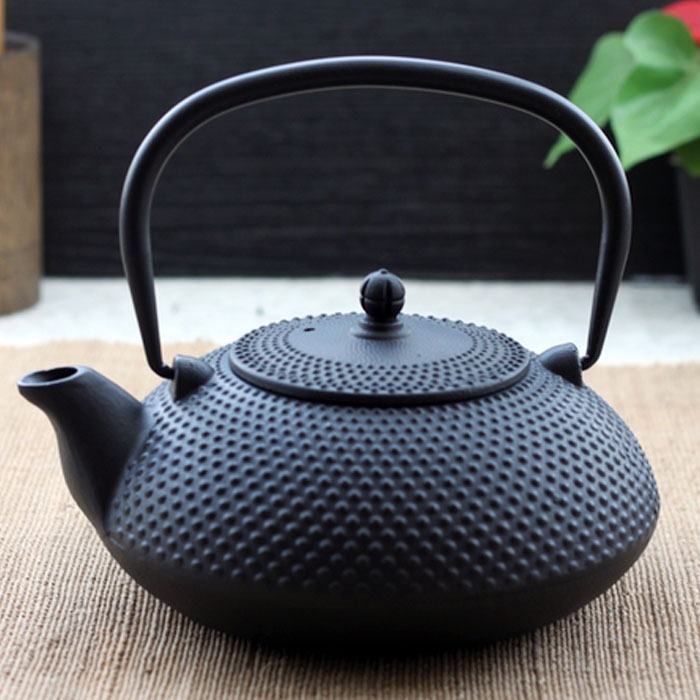 Free Shipping Hot Sale New Style Cast Iron Teapot Good