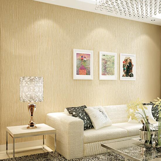 Contemporary Red Wallpaper Designs For Living Room Image Collection ...