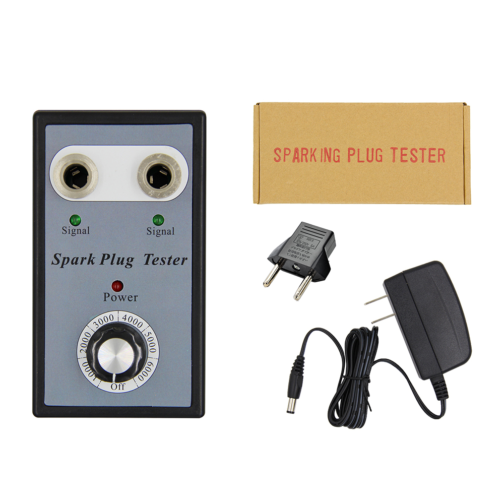 Plug-Tester Detector Ignition-Plug-Analyzer Diagnostic-Tool Car Spark Two-Spark-Plugs