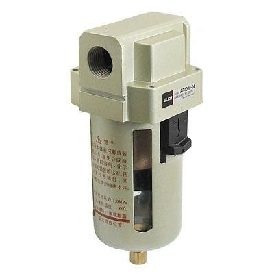 0.05-0.85Mpa AF4000-04 Compressor Regulator Pneumatic Air Filter PT 1/2 Thread epman universal 3 aluminium air filter turbo intake intercooler piping cold pipe ep af1022 af