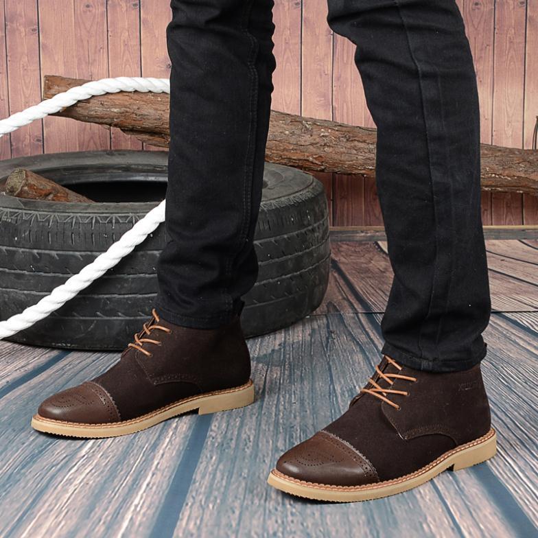 Aliexpress.com : Buy Popular Winter Men Boots Designer Men's ...