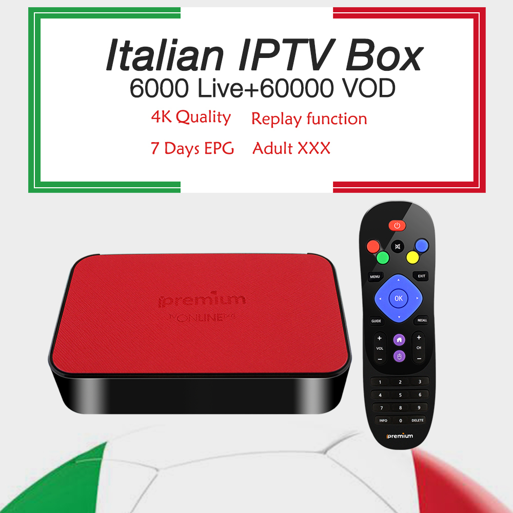 Ipremium TVonline iptv box with 1 year Italy Sweden Arabic UK Germany Israel USA Canada XXX iptv subscription 6000 livetv