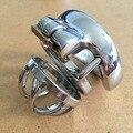 Novas pequenas gaiolas galo masculino cinto de castidade novo bloqueio pênis pau anel peniano gaiola com arc cb6000s dispositivo de castidade bondage masculino para homem