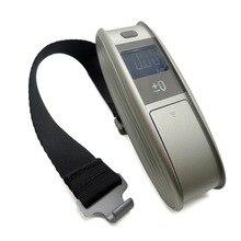 50 kg/£ Tasche LCD Elektronische Kofferwaage für Angeln Wiegen Taschen Koffer Reise Skala