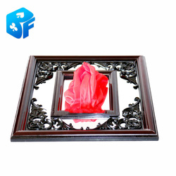 silk through glass magic trick Silk scarves to wear glasses magic tricks/magic props/magic toys