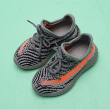 High quality Children Mesh Sneakers Breathable Boys Shoes running Girls Slip-on Shoes Unisex Anti-slip Fashion Sneaker Kid shoes