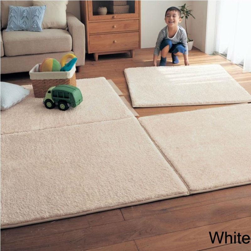 Aliexpress Com Newest Kids Puzzle Mats Living Room Bedroom Memory Foam Velvet Carpet Non Slip Mat Tatami Rug Floor From Reliable Car Suppliers