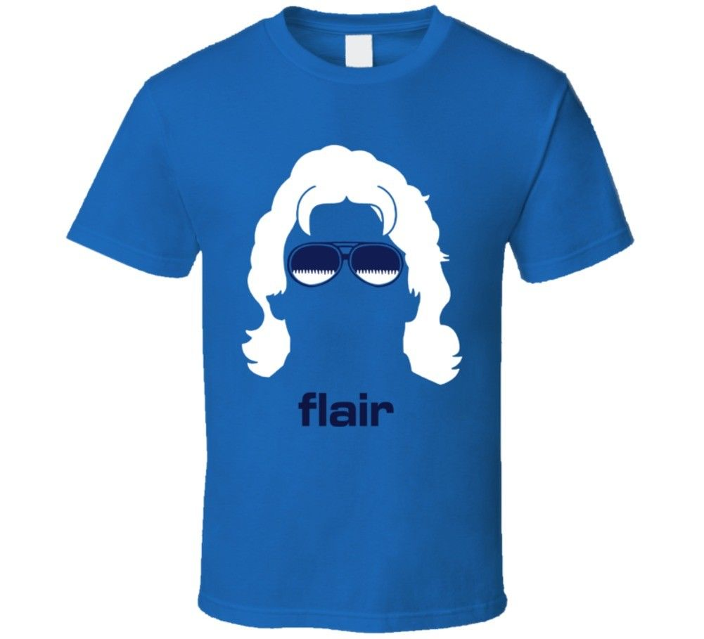 Rick Flair Nature Boy Toupee T Shirt ...