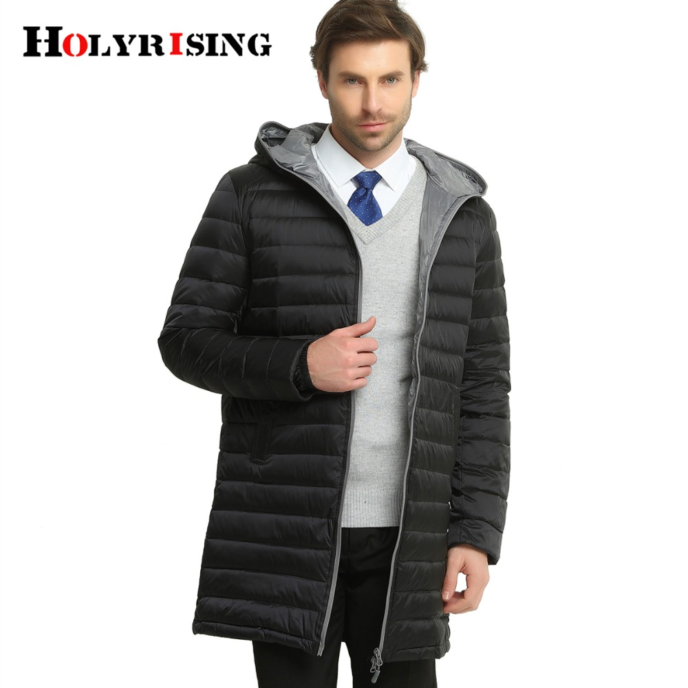 Jackets & Coats 90% White Duck Down Jackets Men Hooded Ultra Light Down Jackets Warm Outwear Coat Parkas Outdoors Mens Winter Autumn Jacket Men's Clothing