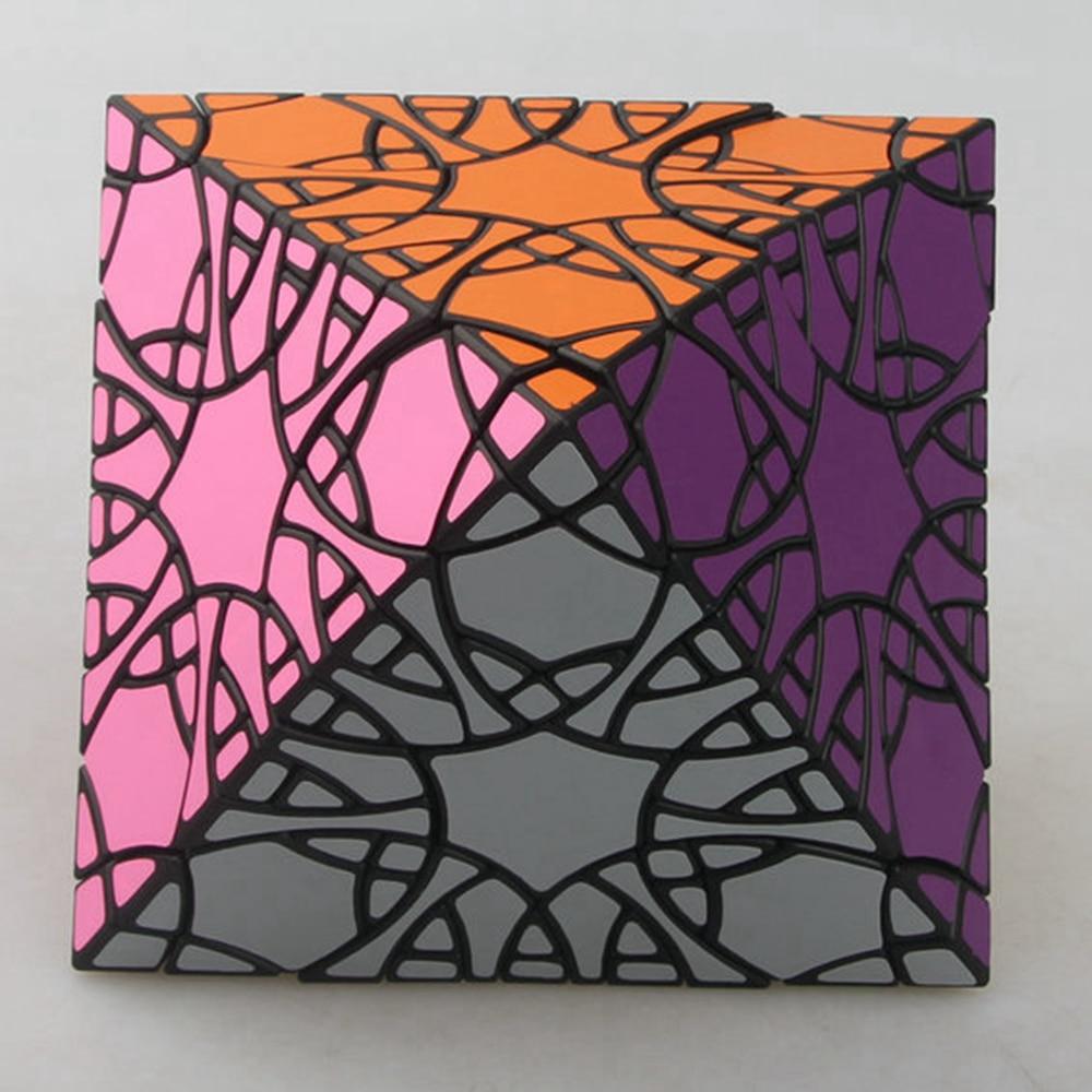 Verrypuzzle Клевер октаэдр фрагментации Magic Cube извилистые Скорость Логические кубики Игры развивающие Игрушечные лошадки для детей