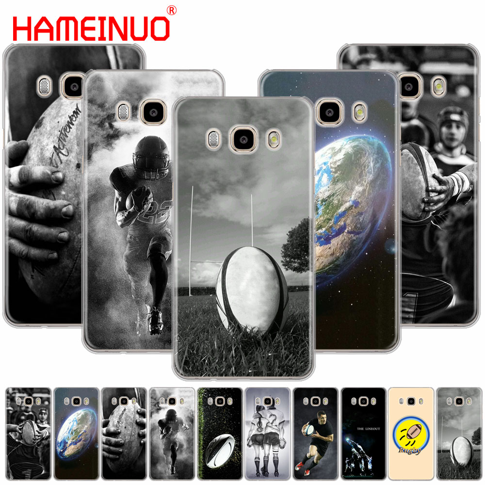 Hameinuo Rugby Ball Sport Cover Phone Case For Samsung Galaxy J1 J2 J3 J5 J7 Mini Ace 2016 2015 Prime Nourishing The Kidneys Relieving Rheumatism Half-wrapped Case Cellphones & Telecommunications