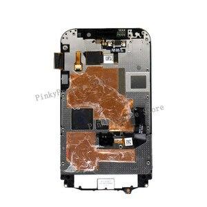 Image 5 - قطع غيار مجمع محول رقمي لشاشة اللمس LCD لبلاك بيري كلاسيك Q20 لبلاك بيري 720x720 لبلاك بيري Q20