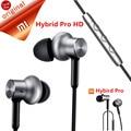 Original Xiaomi Hybrid Pro HD Earphone Circle Iron Wired Xiaomi Earset Noise Cancelling Xiaomi Mi In-Ear Earphone Pro HD
