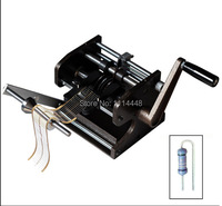 Hand Operate F Type LED Resistor Axial Lead Bend Cut Form Making Machine LED Former