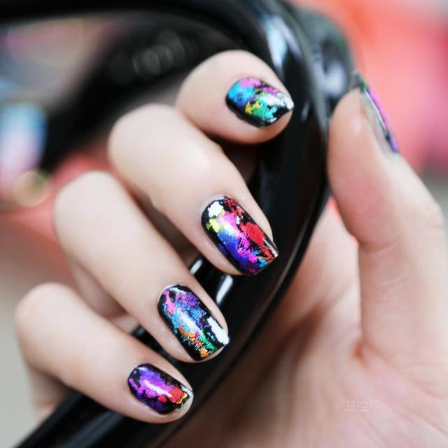Fashion laser star decal stickers nail polish barbie nail art fashion laser star decal stickers nail polish barbie nail art stickers polish stickers watermark free dropshipping prinsesfo Images