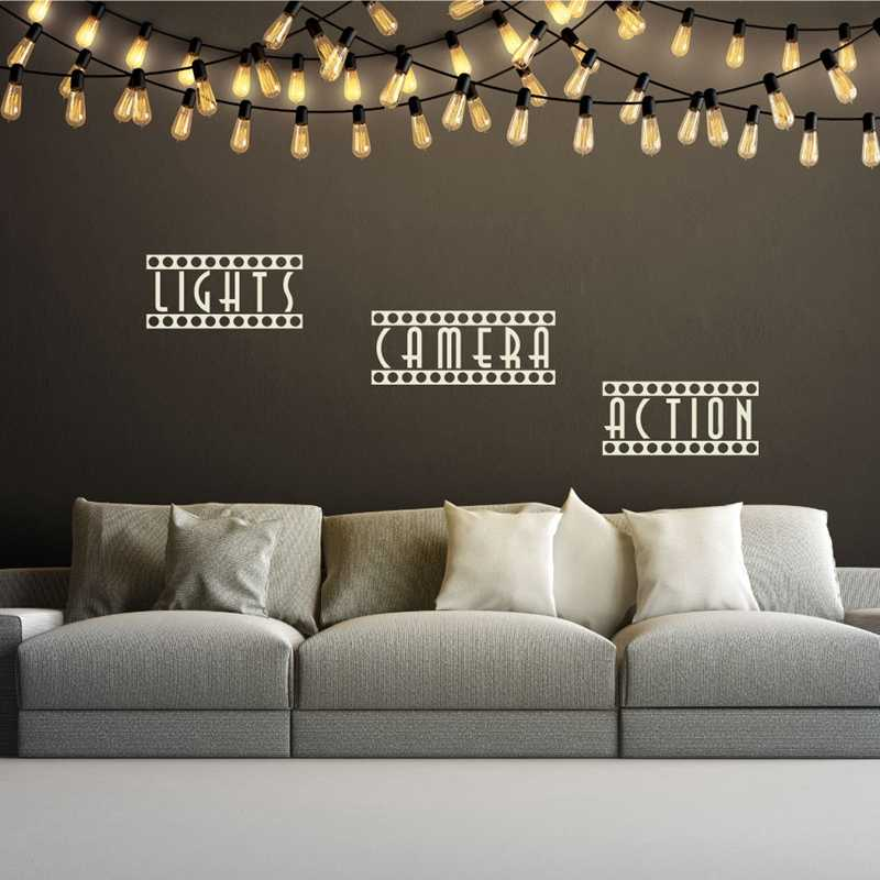 Vinyl Wall Lique Art Decoration