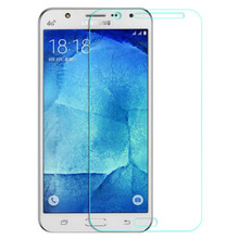Premium Tempered Glass For Samsung Galaxy J7 Pro Plus Cpre Nxt Max DUO Prime Grand Prime Screen Protector HD Protective Film(China)