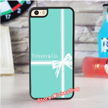 Tiffany and Co fashion cover case for iphone 4 4s 5 5s 5c for 6 & 6 plus 6S & 6S plus 7 7 plus *wq240