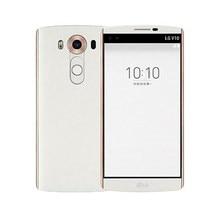 Восстановленный Оригинальный разблокированный LG V10 F600/H900 экран 5,7 дюйма 4 Гб ОЗУ 64 Гб ПЗУ одна sim-карта 3G/4G без иврита