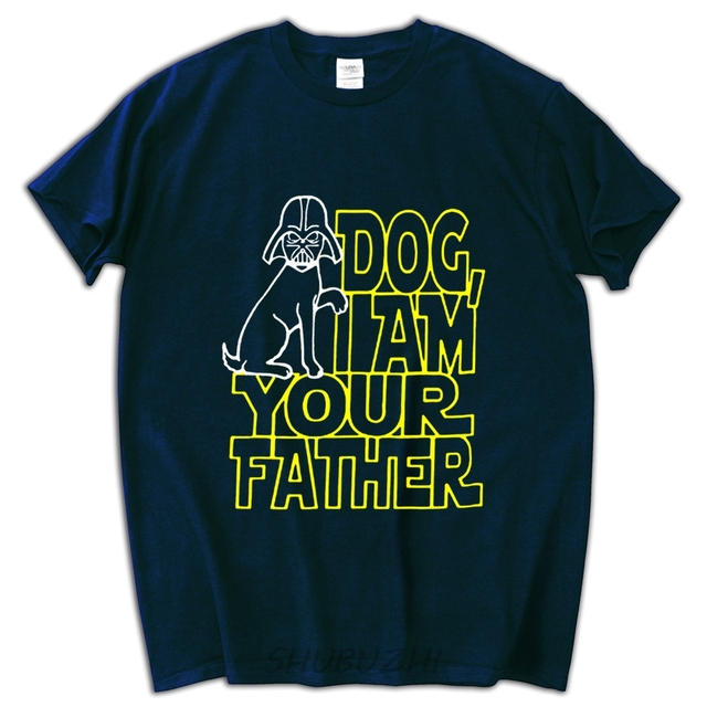 95270937 Funny pet gift mens tshirt I am Your Father dad tshirt men tshirt Dog Father  pet dad star wars dogs dad gift boyfriend present