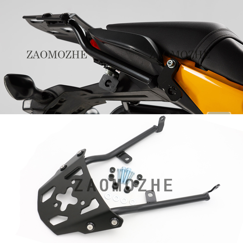 Motorcycle Accessories Rear Carrier Luggage Rack Rear Carrier For Honda CB650F 2015 2016 2017 2018