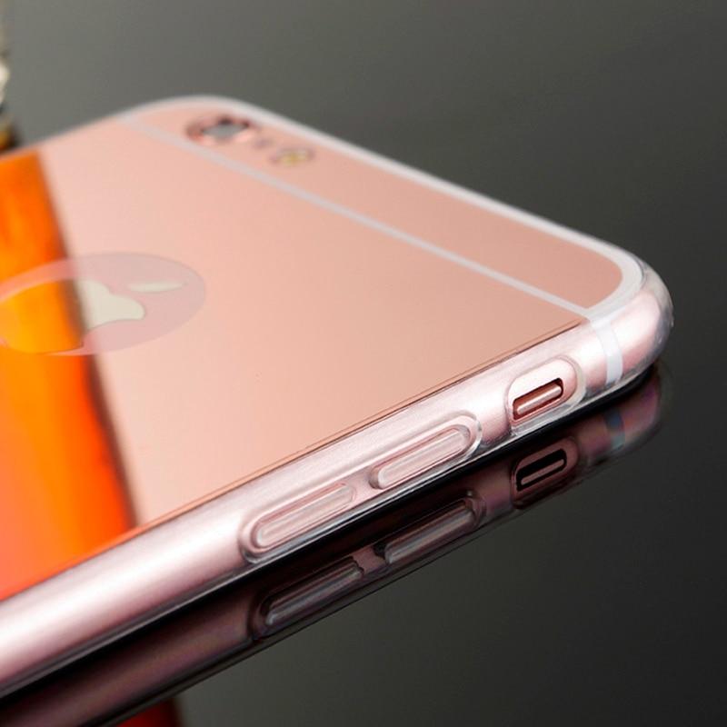 iPhone 6 6S Case Slim Plating Metallic
