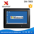 "7"" Mini Industrial Control Panel PC WinCE Embedded computer System Mini Tablet with SDK"