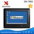 "7 ""Mini Sistema WinCE Incrustado computadora de Control Industrial Panel PC Mini Tablet con SDK"