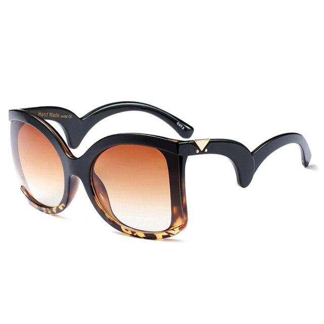 Luxury Oversized Sun Glasses Mawgie