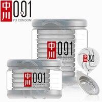 0.01mm super slim Condom 001 Invisible Ultra Thin Lubricated Condoms 5/11pcs for men sex Polyurethane material avoiding allergy